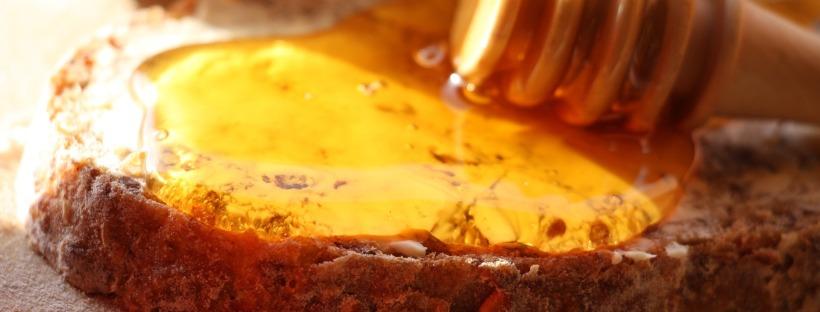 Tartine de miel
